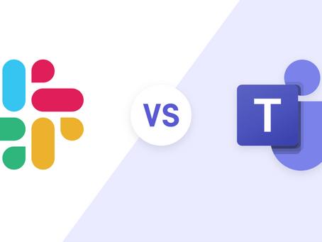 Slack ve Microsoft Teams: En iyi sohbet uygulaması hangisi?