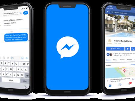 Müşteri Hizmetlerinde Facebook Messenger nasıl kullanılır?