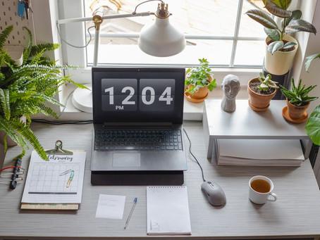 Ev ofisinizin verimliliğini artıracak 9 tavsiye
