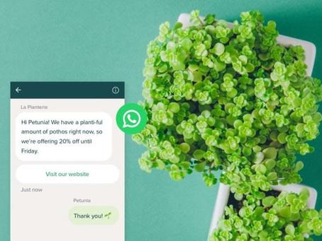 Facebook mesajlaşma uygulamaları hizmetinizde