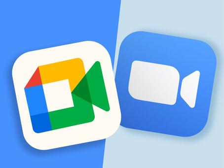 Google Meet ve Zoom: Hangisi Size Daha Uygun?