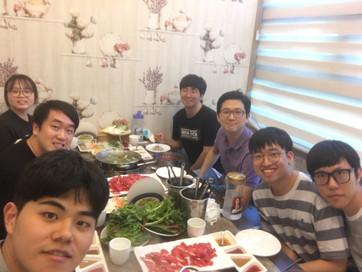 Welcoming TaeHyeong!