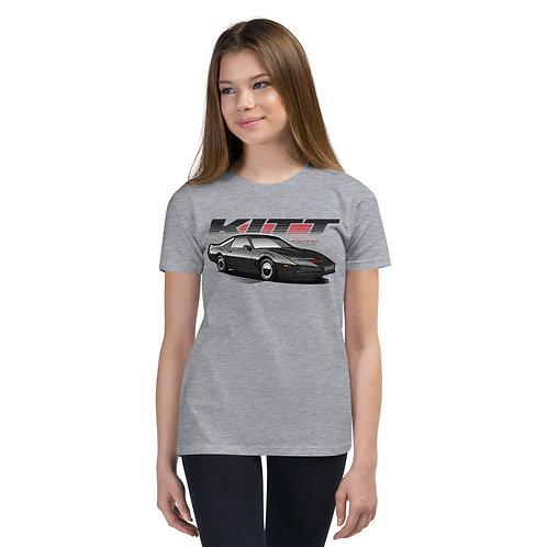 T-Shirt KITT K2000 Ado