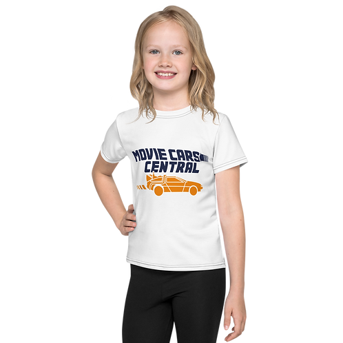 T-Shirt MCC Delorean Enfant