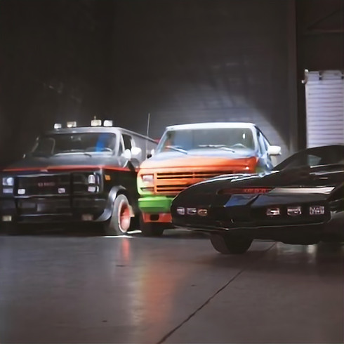 Expo Movie Cars Central - 6 juin 10-14h