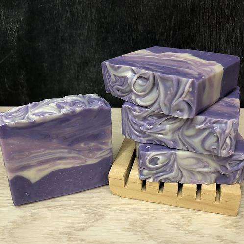 Luxe Lavender Soap