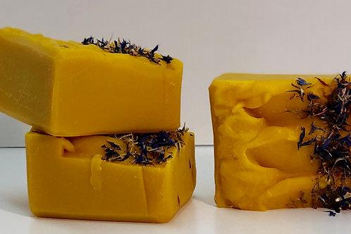 Glorious Glorious Carrot Soap