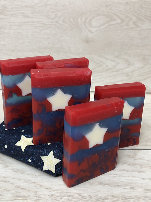 Make Americans Clean Again Soap