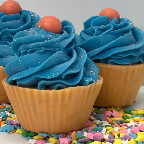 Cupcake Party Soap
