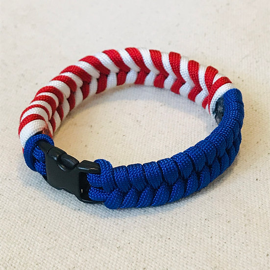 Paracord Bracelet - Fishtail