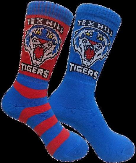 Tex Hill Spirit Socks 2-Pack