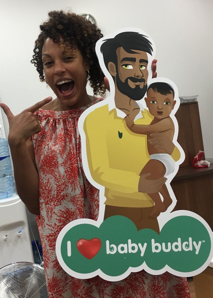 BABY BUDDY FORWARD