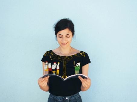 Quem é Catarina Sobral, a convidada de outubro do Quintal da Língua Portuguesa?