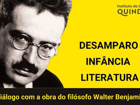 "Instituto de Leitura Quindim promove curso online ""Desamparo, Infância e Literatura"""