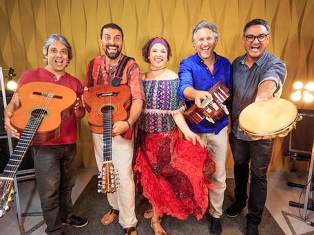 Grupo Camerata Caipira apresenta música sobre a natureza no canal do Quindim no YouTube