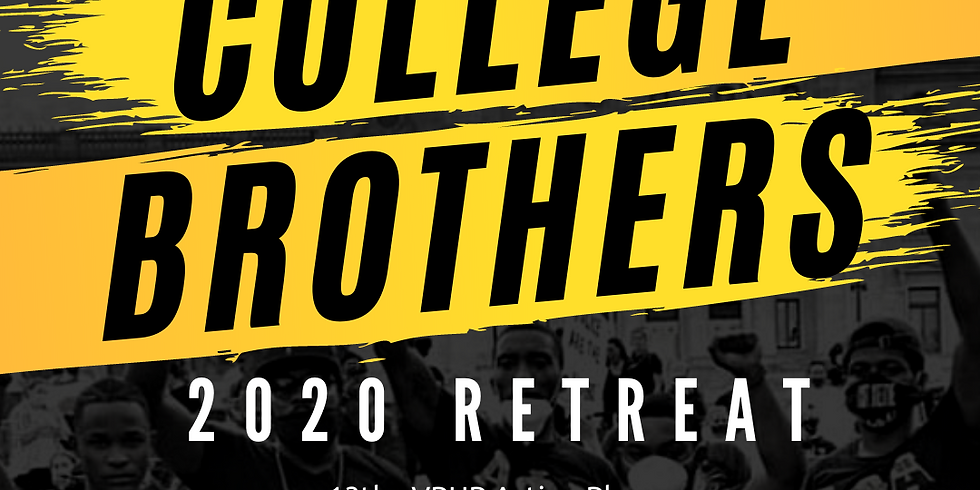 College Brother:  Fall Leadership Workshop Series