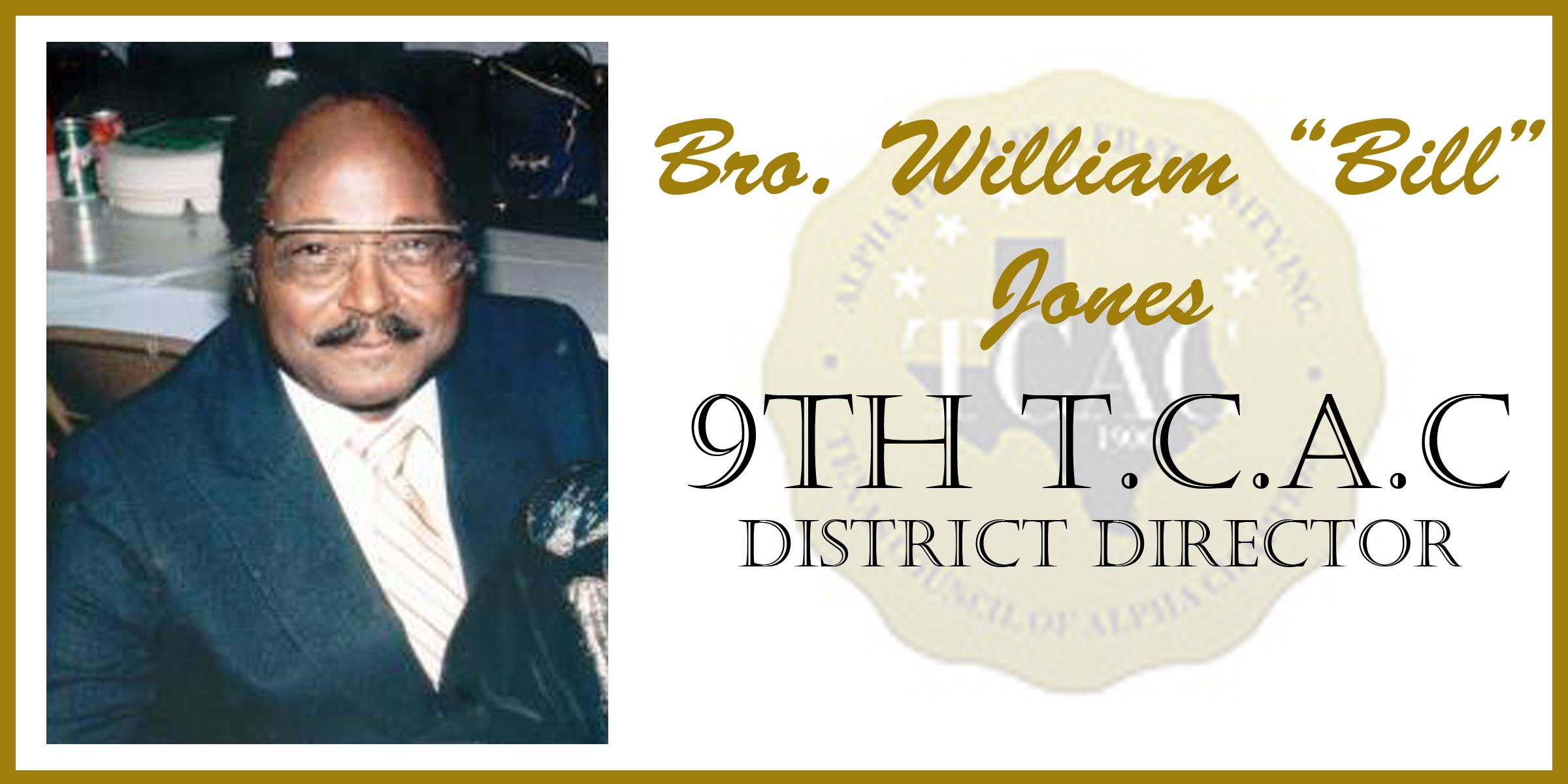 9 Bro William Jones