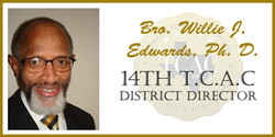 14 Willie Edwards