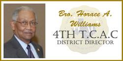 4 Bro Horace Williams