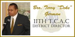 11 Terry German