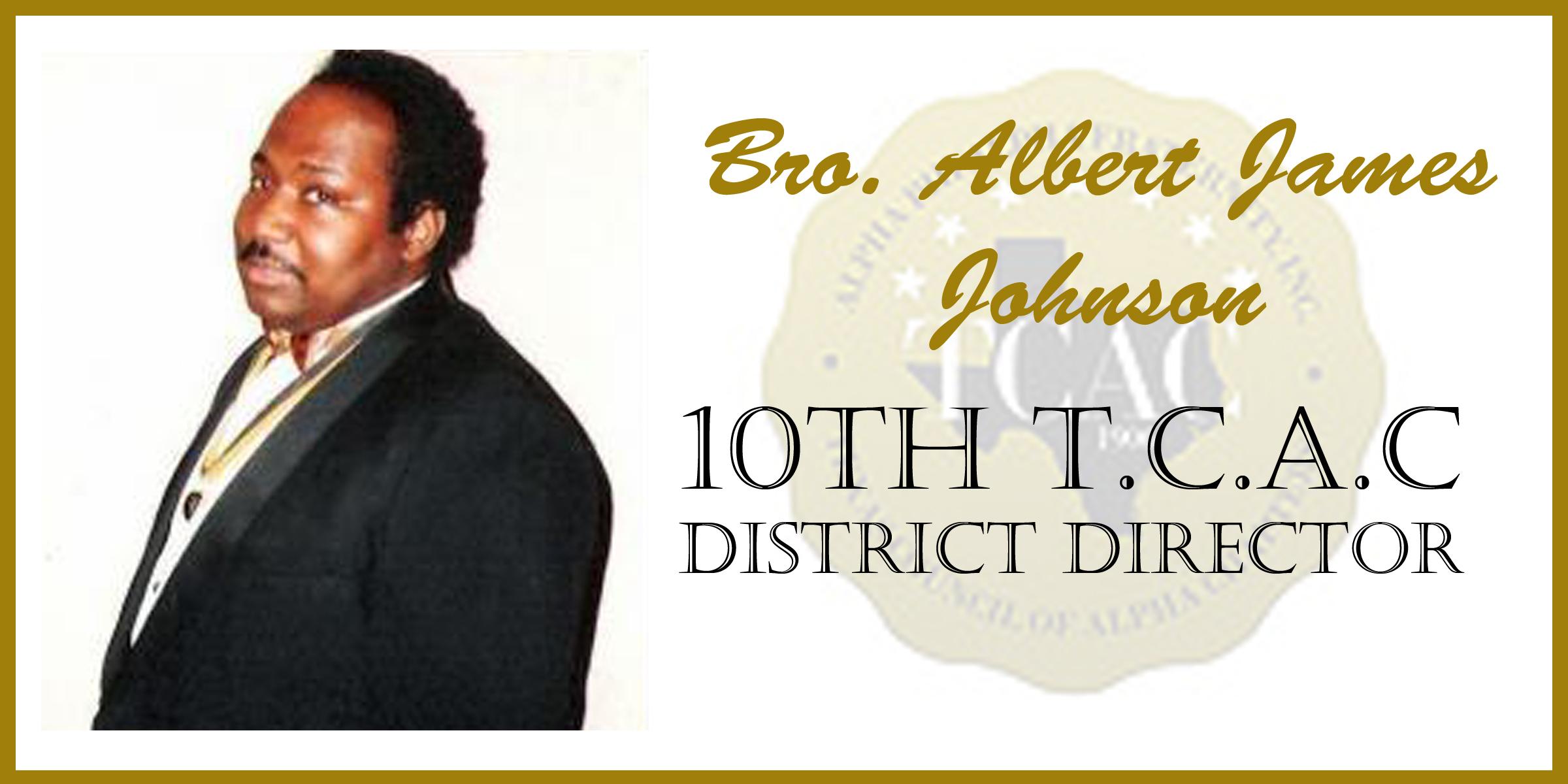 10 Bro Albert Johnson