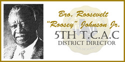 5 Bro Roosevelt Johnson Jr