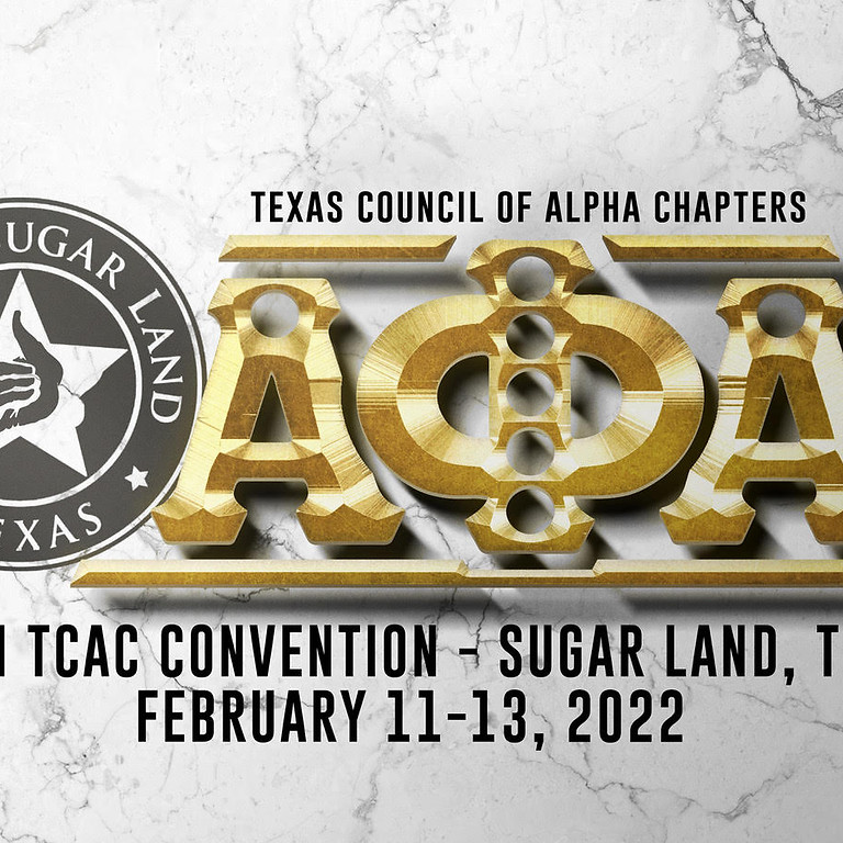 58th TCAC DISTRICT CONVENTION