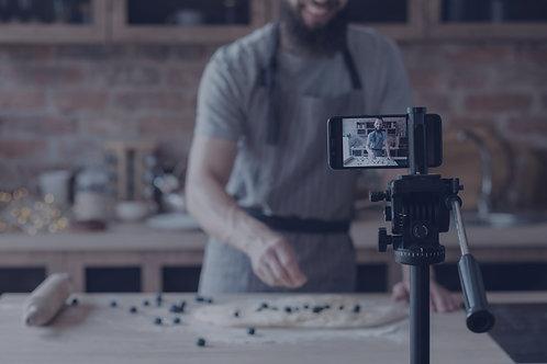Plan diseño gráfico y videos