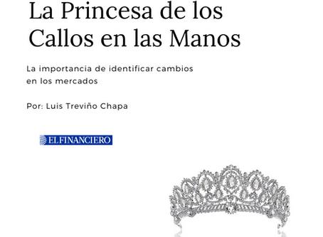 La Princesa de los Callos en las Manos