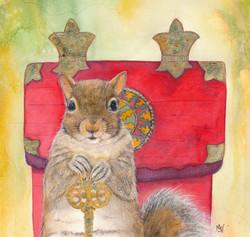 Squirrel's Treasure