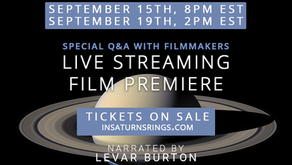 FILM STREAMING LIVE w/ Q&A 9/15 & 9/19
