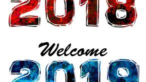 Bye 2018, Hello 2019!