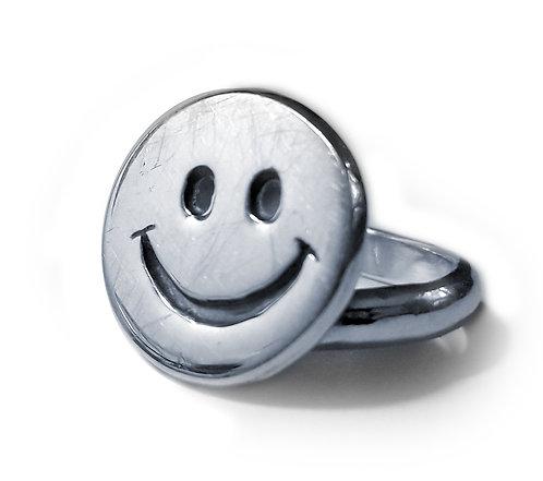 Smiley gyűrű
