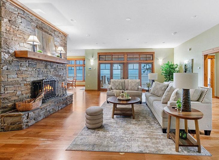 Pebblemare Living Room