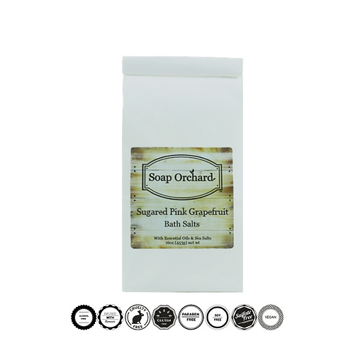 Bath Soak Collection