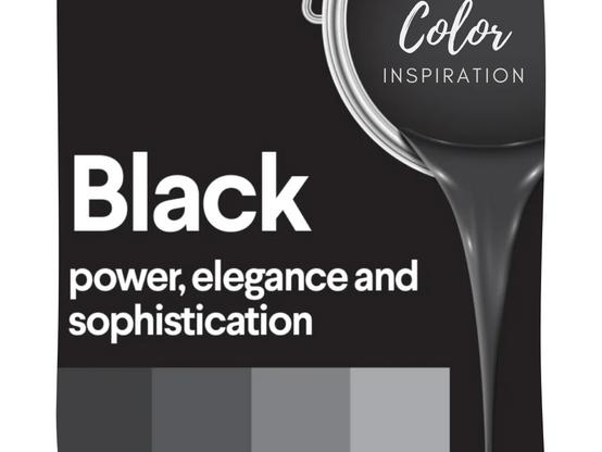 Black The Ultimate Dark Color