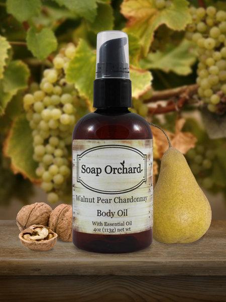Vinyard Body Oils