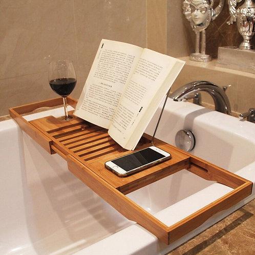 Bamboo Bathtub Tray