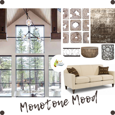 Planning For A Monotone Room