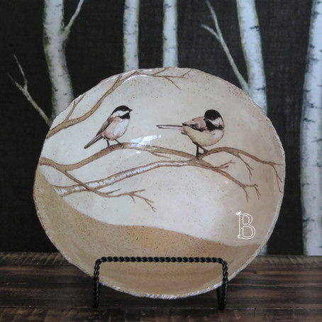 Favorite Artist Spotlight                    Inspired By Birch - Susan M. Snook