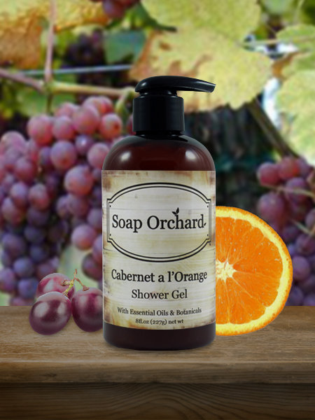 Vineyard Shower Gels