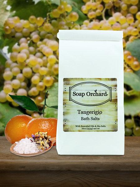 Vineyard Bath Salts