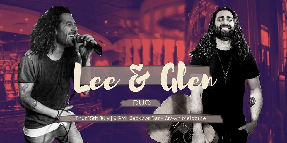 Jackpot Bar - Lee & Glen Duo