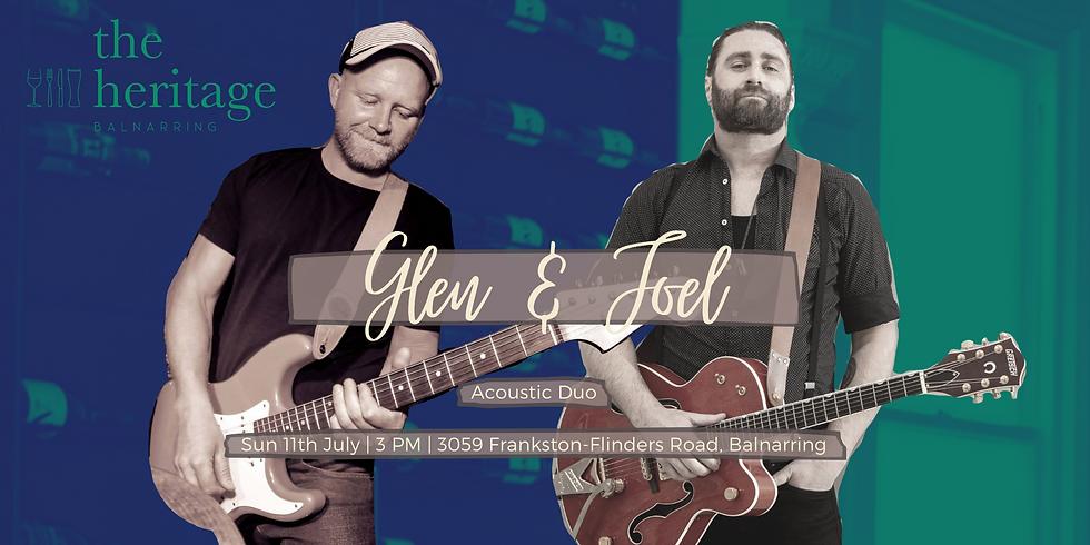 The Heritage - Glen & Joel Duo