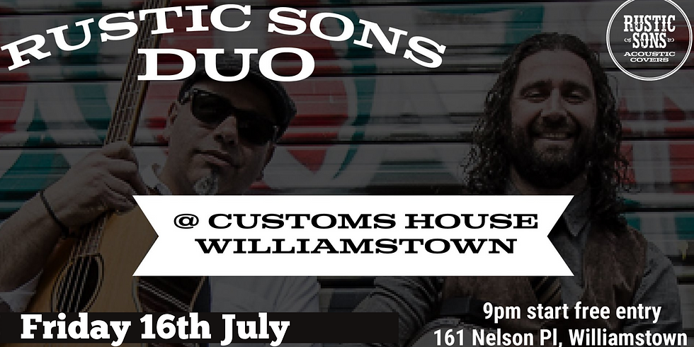Customs House Hotel - Rustic Sons Duo