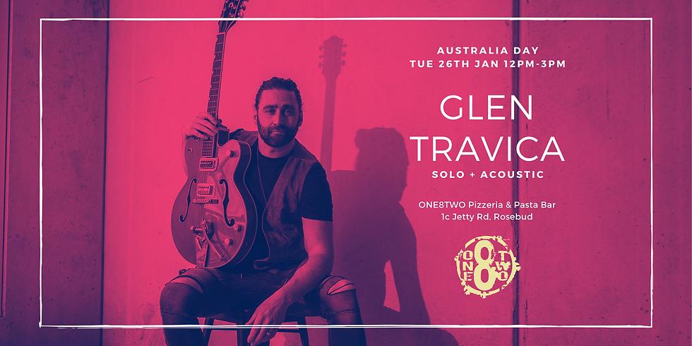 One8Two (Australia Day) - Glen Travica Solo