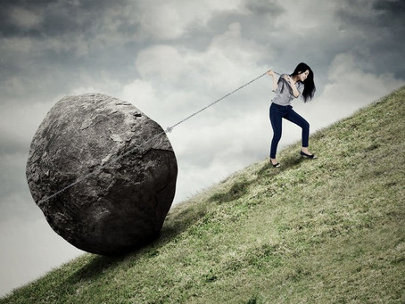 IS YOUR BUSINESS BECOMING YOUR BALL & CHAIN?