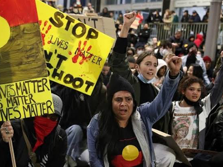 What Protests In The Middle Of A Pandemic Say About Us Down Under