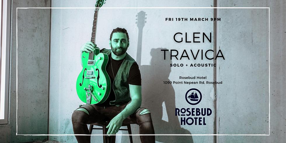 Rosebud Hotel - Glen Travica Solo