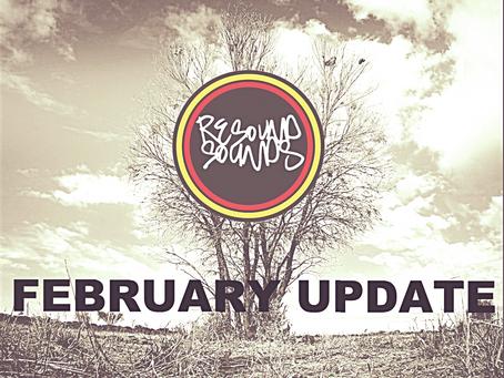Resound Sounds - February Update